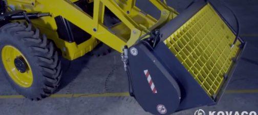 film promocyjny mieszalnik do betonu